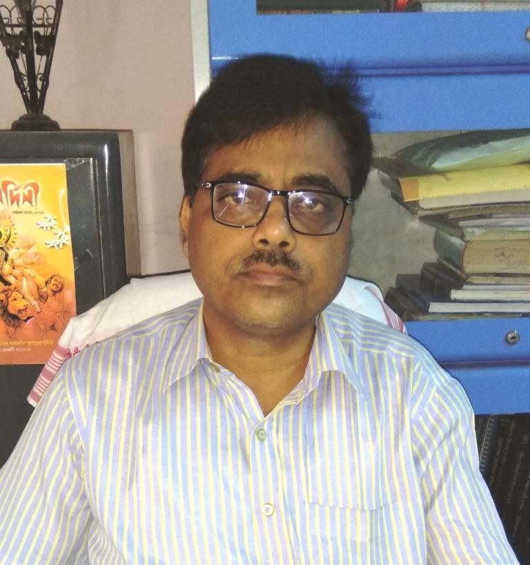 Kanak Chandra Saharia