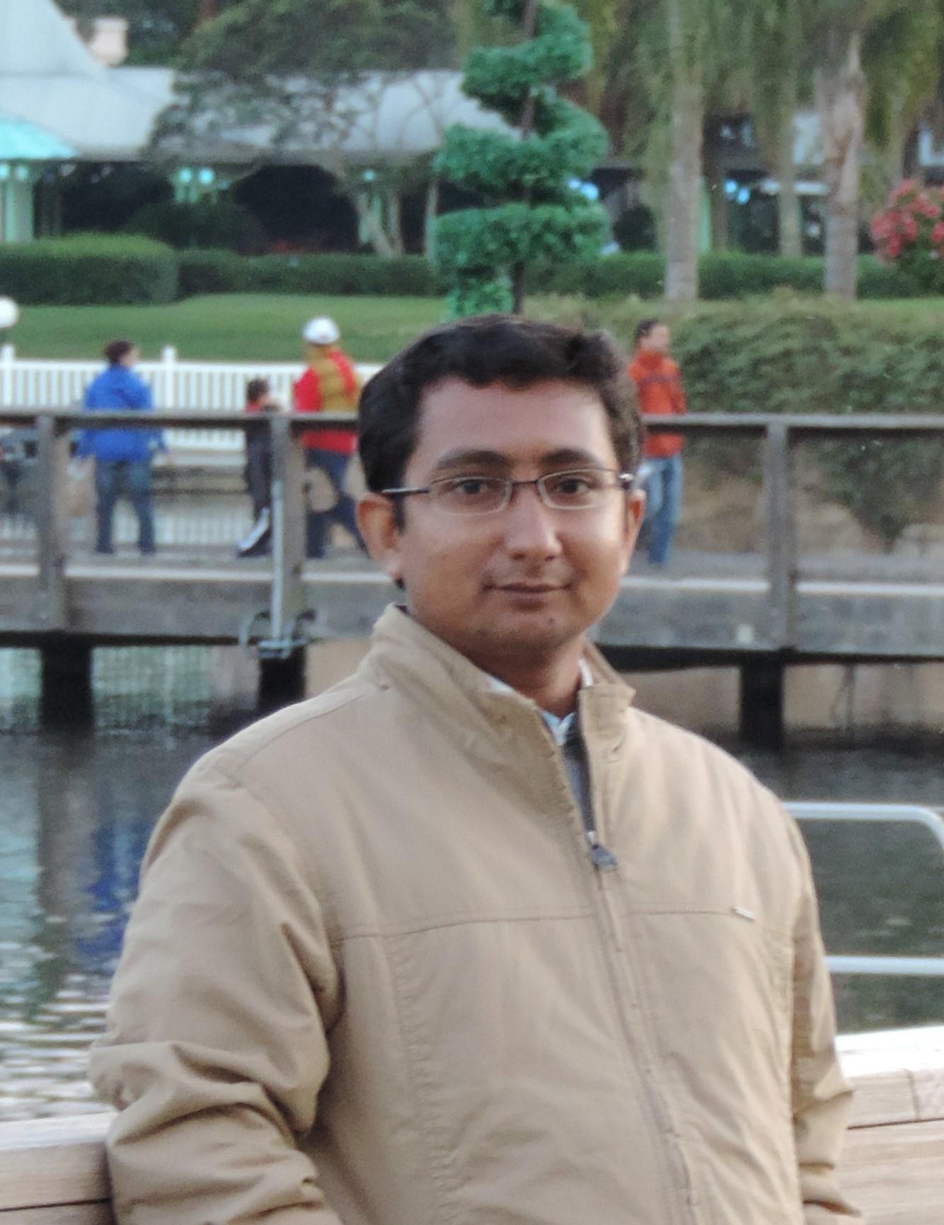 Manash Pratim Sarma